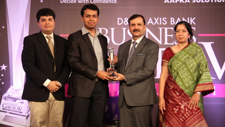 Rockwell Awards&Recognisition BEST SME IN ENGINEERING SEGMENT